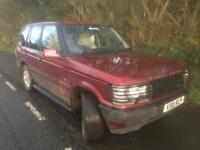 Range Rover DHSE