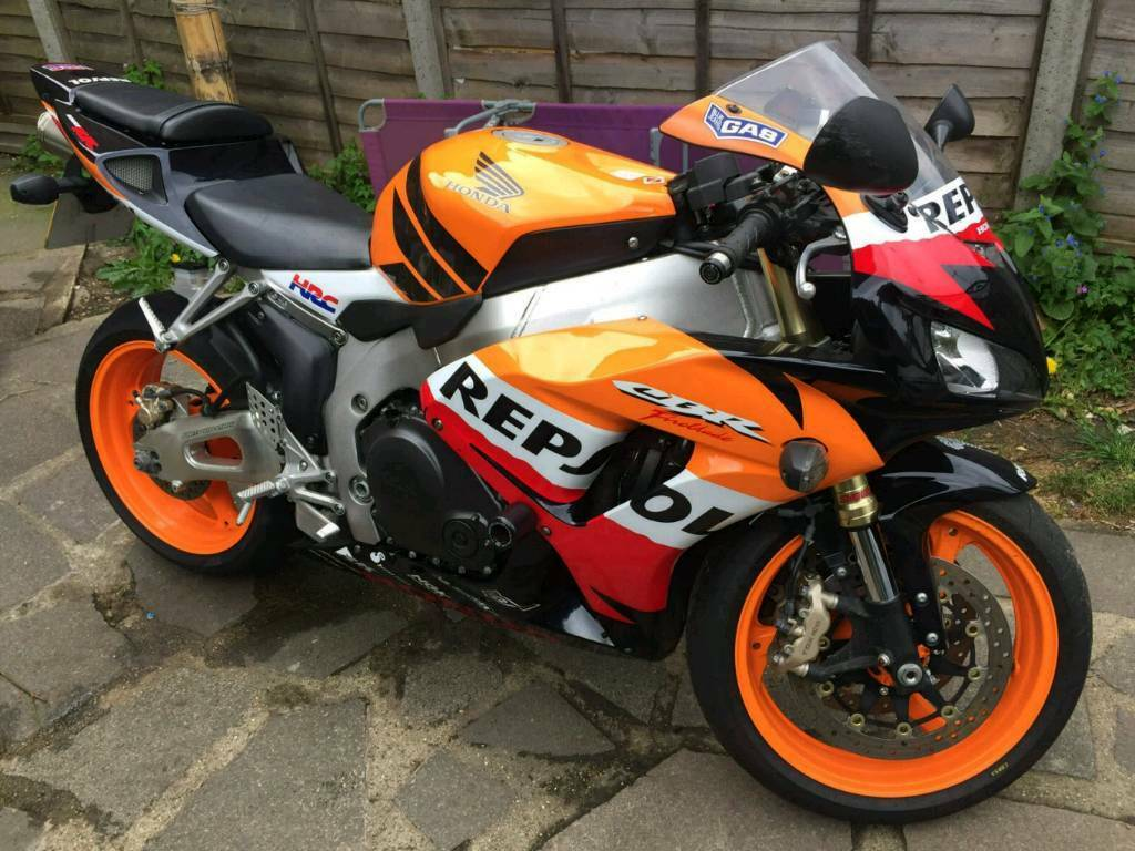 Honda Cbr 1000rr Repsol 07 Low Mileage In Acton London