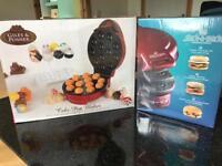 Cake pop maker and snack maker