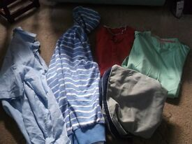 small size mens clothes