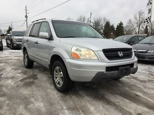 2004 Honda Pilot EXL - ALL WHEEL DRIVE