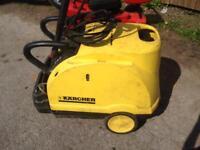 KARCHER HDS 601c Eco steam pressure washer