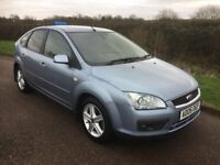 2006 Ford Focus 2.0 TDCI Titanium With Navigation & Half-Leather Seats
