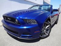 2014 Ford Mustang GT - 5.0L Convertible/ NAV