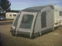 Air awnng, Outwell 300sa blow up awning