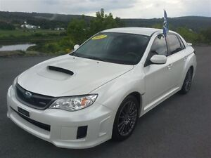 2013 Subaru WRX Base 265 HP WOW BAS KM 51.000 KM
