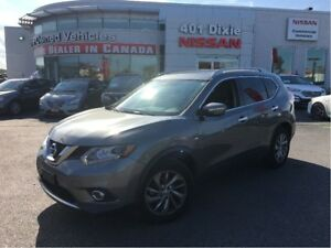 2015 Nissan Rogue SL AWD| LEATHER| NAVI| 360 CAM| BOSE