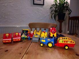 Playmobil 123 vehicles