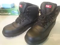 TUF PRO waterproof safety boots