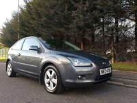 MAY 2005 FORD FOCUS ZETEC CLIMATE 1.6 16v PETROL FULL FORD SERVICE HISTORY MOT MAY2018 SUPERB DRIVER