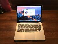 "Apple MacBook Pro 2014 - 13"" Retina, Intel i5, 16 GB RAM, 256GB SSD, 280 Cycle Count"