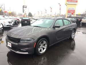 2015 DODGE CHARGER SXT - HEATED SEATS, REMOTE START, SATELLITE R