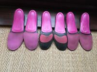 SUPERFEET WOMANS BERRY 'C' INSOLES (SIZE 6-8)