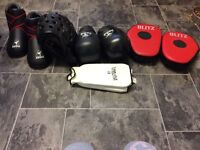 Aegis martial arts gear