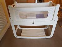SnuzPod2 Bedside Crib