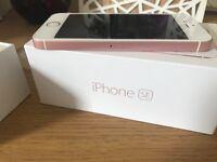 Iphone Se 64gb + apple watch
