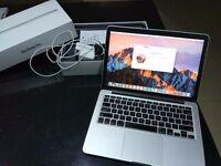 "2015-2016 MacBook Pro 13"" Retina High-End 2.9GHz Model"