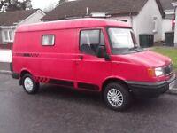 ldv 2 berth campervan 1.9 diesel 2001 y reg 995 no offers