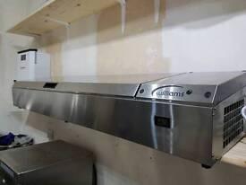 williams salad prep fridge,pizza prep,take a way,catering equipment