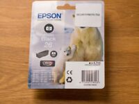 Epson Inkjet Cartridges Polar Bear 4.5/ 4.7ml capacity.