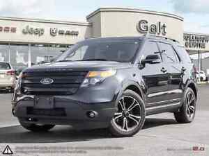 2015 Ford Explorer SPORT AWD | SUNROOF NAV HEATED SEATS LEATHER