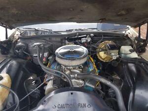 Chevy caprice 4porte 81 un peu négociable