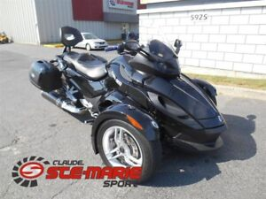 2012 Can-Am Spyder RS SE5