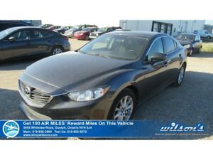 2015 Mazda Mazda6 GS | REAR CAM | HEATED SEATS | BLINDSPOT | INT
