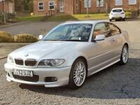 BMW E46 320CI Sport 2.2 Coupe,Petrol,Manual,Bargain