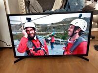 Excellent 32 SAMSUNG SMART HDR LED full HDTV 1080p freeview channels inbuilt