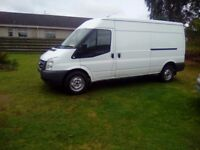 2011 ford transit t350 lwb van in very good condition fsh