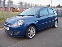 2008 (58) Ford Fiesta 1.25 Zetec Blue Edition