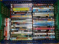Job Lot - DVDS including some box sets -