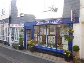 Retail A1class shop central Dartmouth
