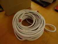 Duronic White 20m CAT6a FTP Network Cable