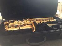 Jupiter 500 series saxophone