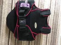 Body protector for horse riding