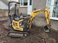 New Holland Micro Digger E10 SR