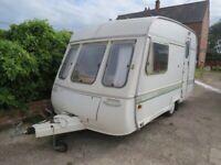 Touring caravan wants