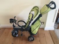 SmarTrike Explorer Lime Green Practically NEW!