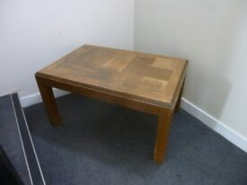 VINTAGE STAG FURNITURE COFFEE TABLE