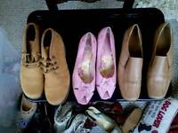 LADIES SHOES AND BOOTS SIZE 7 AND 8