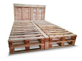 Pallet/old board beds - DIY furnitures to order - free valuation