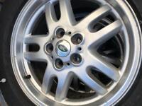 Landrover Range Rover Wheel's &tyres
