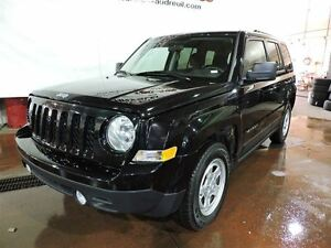2015 Jeep Patriot NORTH,4 ROUES MOTRICES,BAS MILLAGE