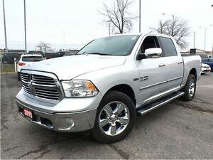 2015 Ram 1500 BIG HORN**CREW CAB**8.4 TOUCHSCREEN**BACK UP CAMER