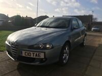 Alfa Romeo 147 1.6 - Low miles and service history