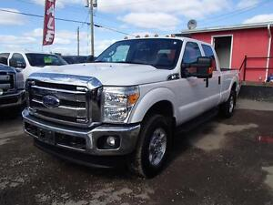 2016 FORD F-250 SD XLT CREW CAB LONG BE