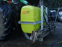 sprayer tractor model