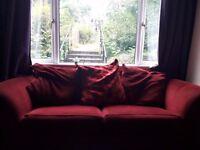 Super Comfy 3 Seater Sofa + 2 Seater Sofa Bed